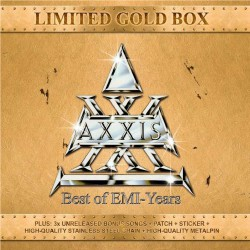 Axxis - Best Of EMI-Years - 3CD BOX