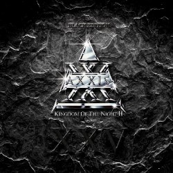 Axxis - Kingdom of the Night II (Black Edition) - CD DIGIPAK