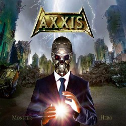 Axxis - Monster Hero - CD DIGIPAK