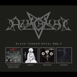 Azaghal - Black Terror Metal Vol.1 - 4CD BOX