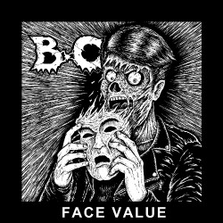 B.C - Face Value - CD EP