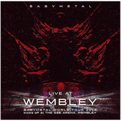 Babymetal - Live at Wembley - CD