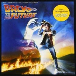 Back To The Future - Music From The Motion Picture - CD