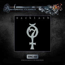 Backlash - Backlash - CD