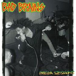 Bad Brains - Omega Sessions - CD EP