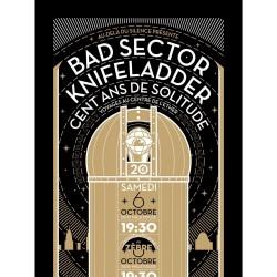 Bad Sector - Kkp V - Silkscreen
