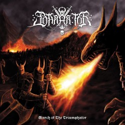 Barak Tor - March Of The Triumphator - LP