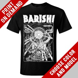 Barishi - Blood Aurora - Print on demand