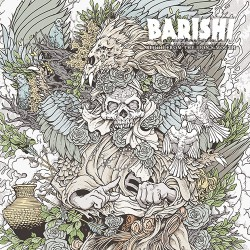 Barishi - Blood From The Lion's Mouth - CD DIGIPAK + Digital