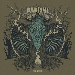 Barishi - Old Smoke - CD DIGIPAK + Digital