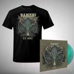 Barishi - Old Smoke - DOUBLE LP GATEFOLD COLOURED + T-SHIRT bundle (Men)