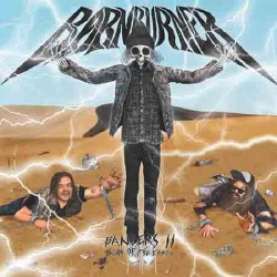 Barnburner - Bangers II: Scum of the Earth - CD