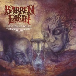 Barren Earth - The Devil's Resolve - CD