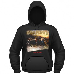 Bathory - Blood Fire Death - Hooded Sweat Shirt (Men)