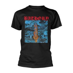 Bathory - Blood On Ice - T-shirt (Men)