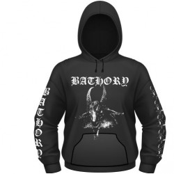 Bathory - Goat - Hooded Sweat Shirt (Men)