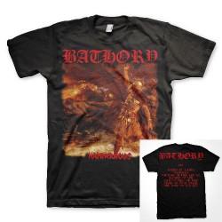 Bathory - Hammerheart - T-shirt (Men)