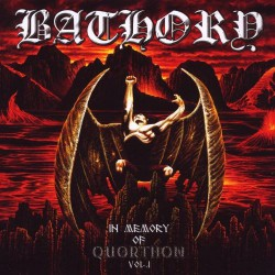 Bathory - In Memory of Quorthon vol.1 - CD