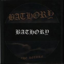 Bathory - The Return - LP PICTURE