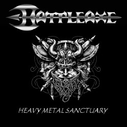 Battleaxe - Heavy Metal Sanctuary - CD DIGIPAK