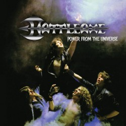 Battleaxe - Power From The Universe - LP COLOURED