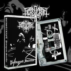 Beastcraft - Pentagram Sacrifice - CASSETTE