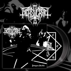 Beastcraft - Pentagram Sacrifice - Mini LP