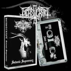 Beastcraft - Satanic Supremacy - CASSETTE