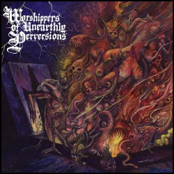 Beastiality - Worshippers Of Unearthly Perversions - LP
