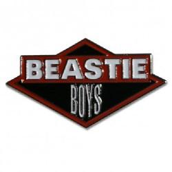 Beastie Boys - BB Classic Logo - METAL PIN