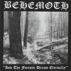 Behemoth - And The Forests Dream Eternally - LP Gatefold