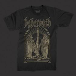 Behemoth - Crucified - T-shirt (Men)