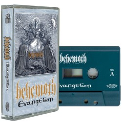 Behemoth - Evangelion - CASSETTE
