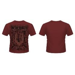 Behemoth - Furor Divinus Maroon - T-shirt (Men)