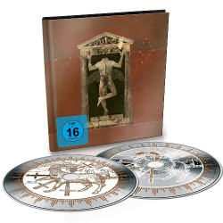 Behemoth - Messe Noire - CD + Blu-ray digibook