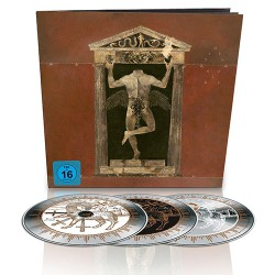 Behemoth - Messe Noire - CD + DVD + Blu-ray earbook