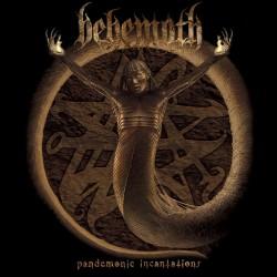 Behemoth - Pandemonic Incantations - LP Gatefold Coloured