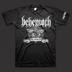 Behemoth - Satanist Banner - T-shirt (Men)