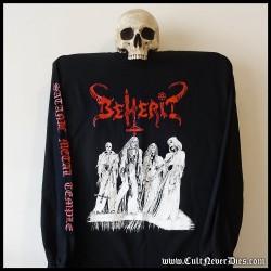 Beherit - Satanic Metal Temple - LONG SLEEVE (Men)