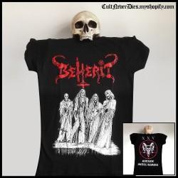 Beherit - Satanic Metal Temple - T-shirt (Women)