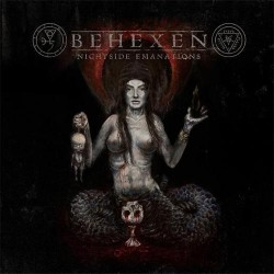 Behexen - Nightside Emanations - CD DIGIPAK