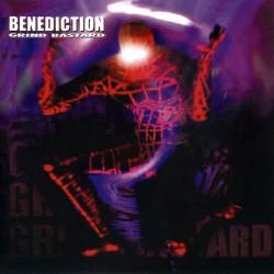 Benediction - Grind Bastard - CD DIGIPAK