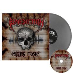 Benediction - Killing Music - LP GATEFOLD COLOURED + CD