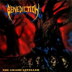 Benediction - The Grand Leveller - LP Gatefold Coloured