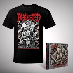 Benighted - Bundle 1 - CD + T-shirt bundle (Men)
