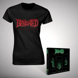 Benighted - Bundle 2 - CD DIGIPAK + T-shirt bundle (Women)
