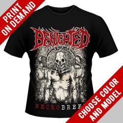 Benighted - Necrobreed - Print on demand