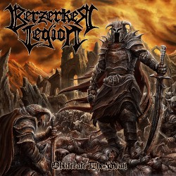 Berzerker Legion - Obliterate The Weak - CD SLIPCASE
