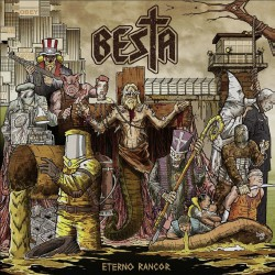 Besta - Eterno Rancor - CD DIGIPAK