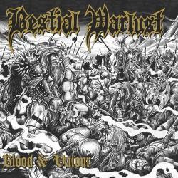 Bestial Warlust - Blood & Valour - CD DIGIPAK